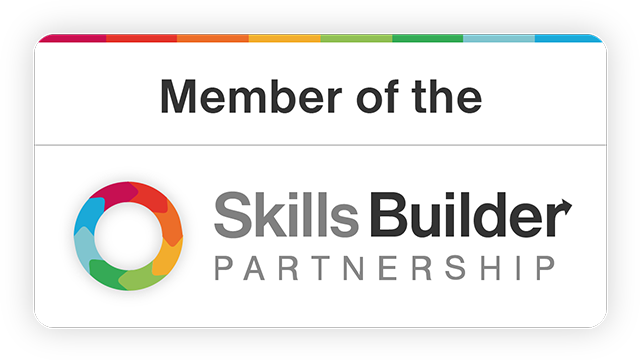 Member of the Skills Builder Partnership
